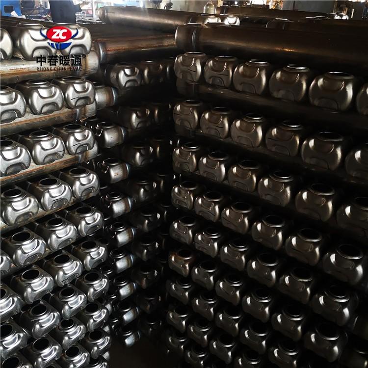 丁青QF9C06钢制柱形散热器衡水