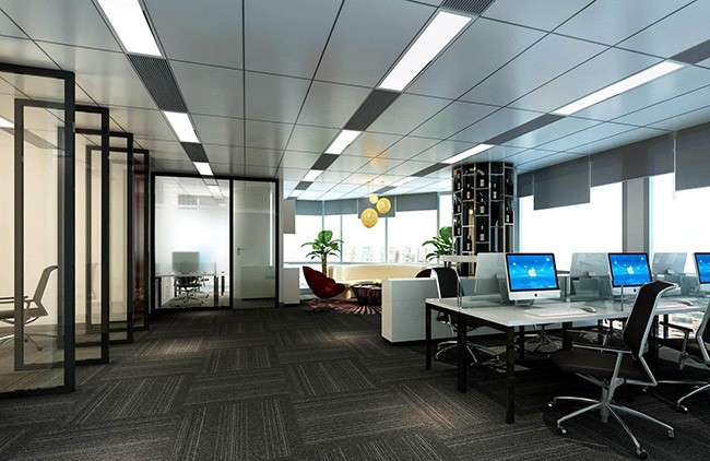 上海金山區辦公室中央空調安裝安裝公司【天翔機電】